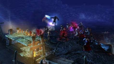 dungeon siege review dungeon siege iii review gamingexcellence