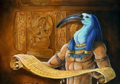 Ēģiptiešu dievi - Spoki