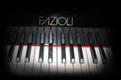 Imperfect Samples ®  Fazioli Concert Grand Sampled Piano