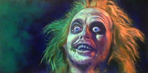 Beetlejuice Comedy Fantasy Dark Horror Halloween