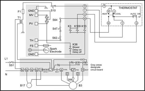 Basic Furnace Wiring by Board 18