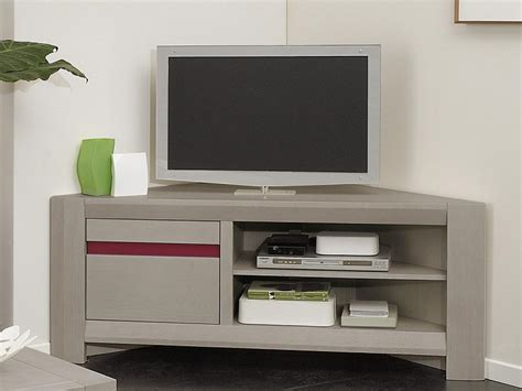 meuble tv d angle chne massif lagon2 fabrication franaise