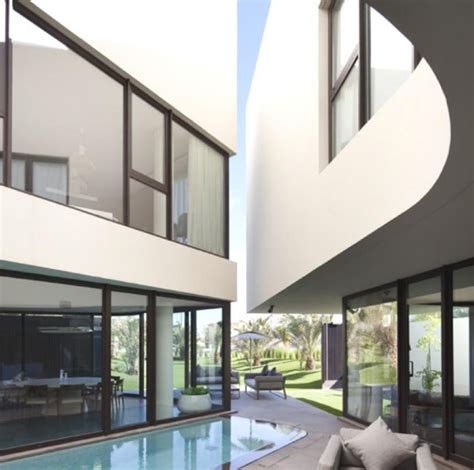 Contemporary Home Design In Kuwait By Agi Architects