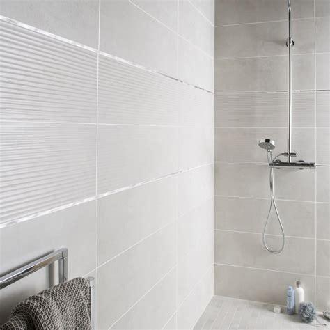 peinture blanche cuisine faïence mur blanc mineral live l 24 x l 69 cm leroy merlin