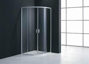 Paroi De Douche 1 4 De Cercle 90x90 : parois de douche tous les fournisseurs parois de ~ Edinachiropracticcenter.com Idées de Décoration