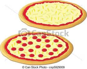 italian style home plans eps vectors of two pizzas an illustration of two