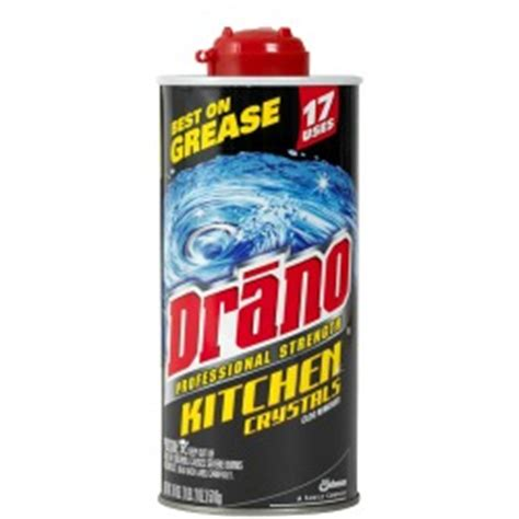 drano kitchen sink drano crystals review removed grease clog from kitchen