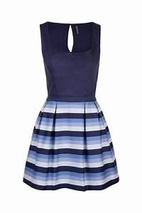 robe rayee bleu ciel naf naf wishlist s s 2013 With robe bleu naf naf