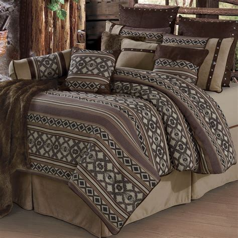 tucson southwest comforter bed set