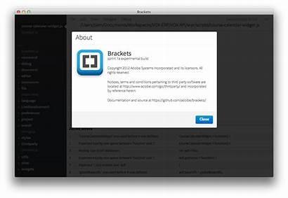 Brackets Editor Text Bracket Onesoftwares Windows
