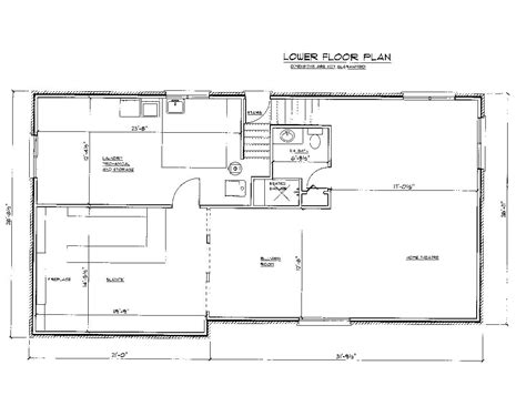 floor plan drawing enlarge building plans house