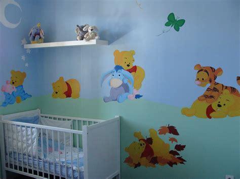 sticker ourson chambre b awesome decoration chambre bebe winnie l ourson