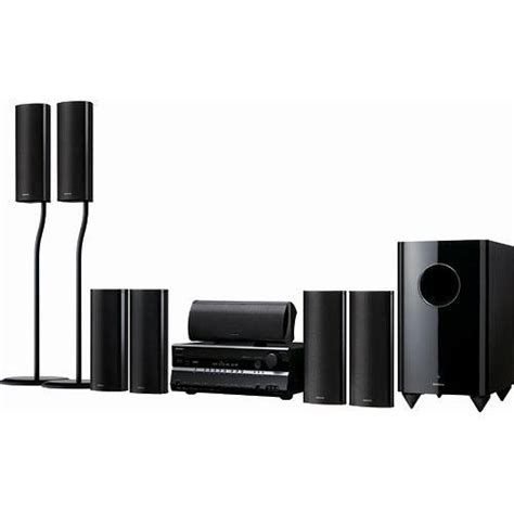 home cinema 7 1 onkyo ht s7100 7 1 channel home theater system black ht s7100