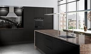 Küche Mit Granitarbeitsplatte : stunning k che mit granitarbeitsplatte ideas house ~ Michelbontemps.com Haus und Dekorationen