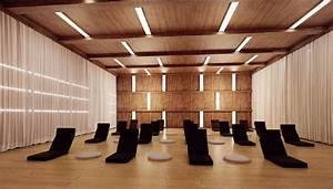 Yoga room interior design Download 3D House