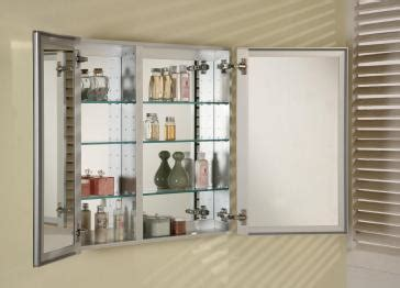 double wide medicine cabinet afina dd3030rbrd broadway 30 quot double door frameless