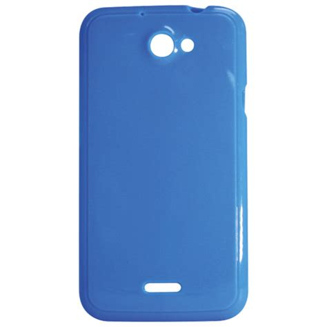 blue cell phone exian htc one x tpu cell phone 1x003 blue blue