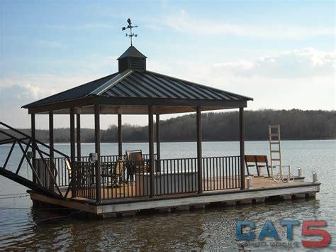 Boat Dock Swim Platform by Swim Platform Floating Dock The House That Dreams Built