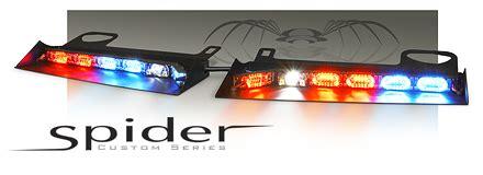 spider interior lightbar emergency lighting tomar