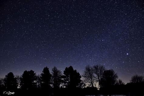 Starry Night Sky Nini Deviantart Nights