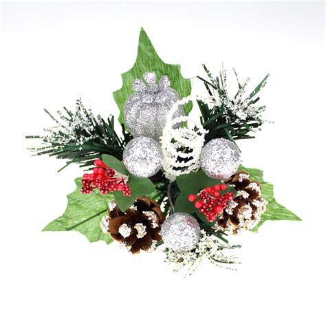 wholesale christmas floral picks picks wholesale