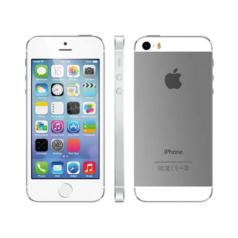 Affordable Iphones Grade B Apple Iphone 5s Silver