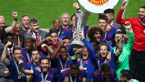 He could become the first player to score in a major european final for two teams from the same edinson cavani has scored five goals and provided two assists in only 247 minutes of europa league action this season, averaging either a goal or an assist. REVEALED: UEFA Official Reveals Foul Mouthed Rant From Man Utd Defender After Europa League ...