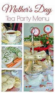 Host a Mother's Day Afternoon Tea Party