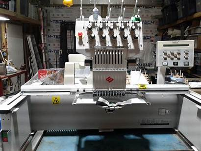 Embroidery Melco Machine Commercial Extras Attachments