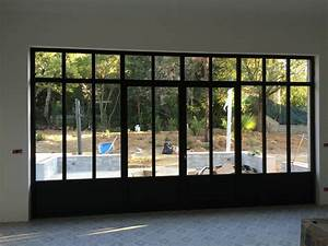 Porte De Placard Style Verriere : porte style industriel ~ Nature-et-papiers.com Idées de Décoration