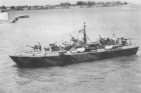 Ww2 Pt Boats For Sale by Us Navy Pt Boats In Ww2 Warship Patrol Boats