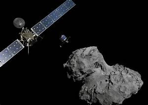 Rosetta Asteroid vs Jupiter - Pics about space