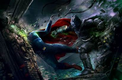 Batman Superman Artwork Justice Dawn Pc Wallpapers