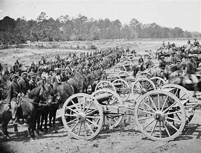 Artillery Battery Horse Virginia Richmond Union Batteries