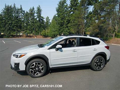 subaru trek white 2018 subaru crosstrek white contemporary crosstrek