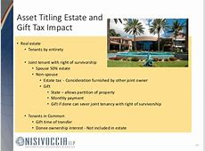 NJ Estate and Inheritance Tax 2017