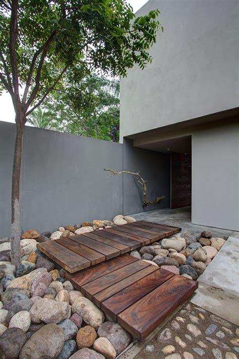 square concrete planter 50 modern front yard designs and ideas renoguide