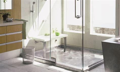 kohler archer toilet toilet technology shower floor pans the right way