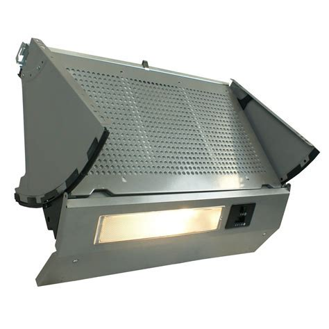 60cm Integrated Cooker Hood Built in Kitchen Extractor Fan