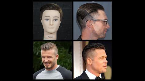 haircut tutorial mens undercut adam levine david