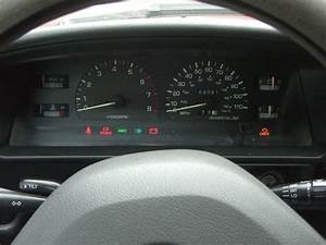 Toyota Tacoma Warning Lights