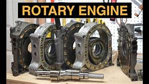How Rotary Engines Work - Mazda Rx-7 Wankel