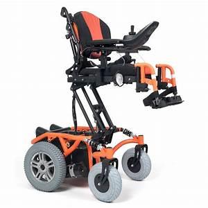 Fauteuil roulant electrique enfant springer sofamed for Prix d un fauteuil roulant Électrique