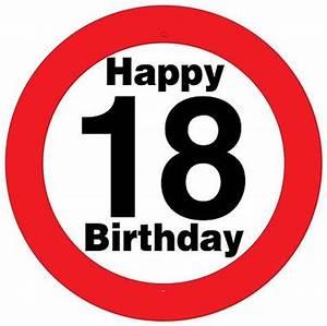 Deko 3 Geburtstag : schild 18 geburtstag partydeko bild pers nliches ~ Whattoseeinmadrid.com Haus und Dekorationen