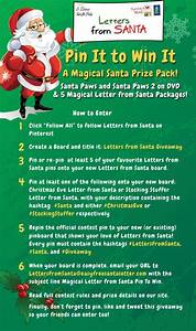 easy free letter from santa magical package holidays and With christmas letters from santa discount code