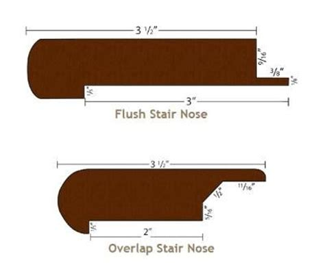flush stair nose 17 best images about stairs on pinterest carpets runners and staircase makeover