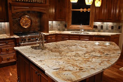Affordable Kitchen Backsplash Ideas - choosing the right type of granite countertops for your home trustdale blog