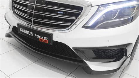 2018 Brabus Mercedes S65 Rocket 900 Modified Autos World