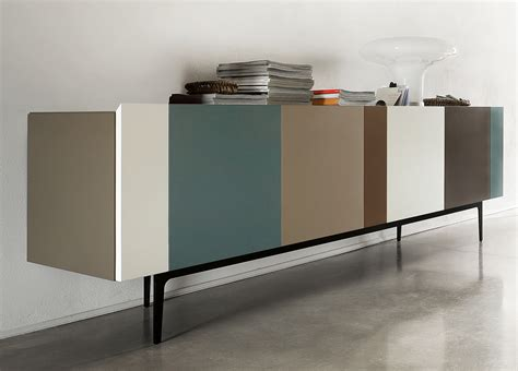 Modern Sideboard by Lema Rainbow Sideboard Contemporary Sideboards Lema