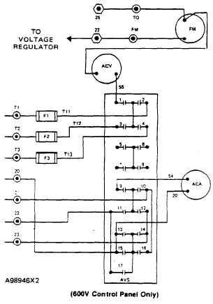 ammetervoltmeter selector switch avs wiring diagrams